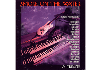 VARIOUS - Smoke On The Water - (CD)