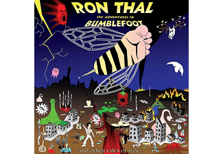 Ron Thal - The Adventures Of Bu - (CD)
