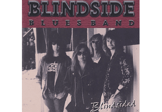 Blindside Blues Band - Blindsided - (CD)