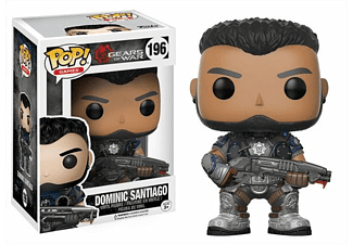 POP! Games: Gears of War Dominic Santiago