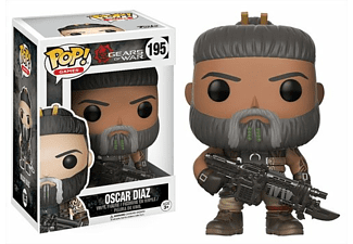POP! Games: Gears of War Oscar Diaz