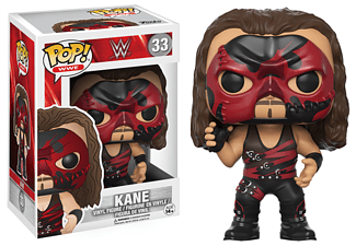 POP! WWE: Red Suite Kane