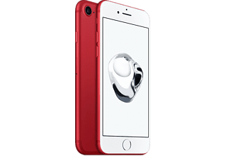APPLE iPhone 7 128 GB (Product) Red - Röd