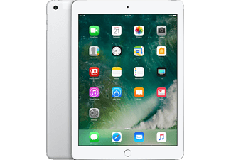 APPLE MP2E2FD/A iPad Wi-Fi + Cellular 128 GB LTE  9.7 Zoll Tablet Silber