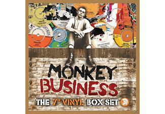 "Monkey Business - Monkey Business:The 7"" Vinyl Box Set - (Vinyl)"