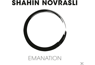 Shahin Novrasli - Emanation - (CD)