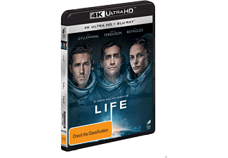 LIFE - (4K Ultra HD Blu-ray + Blu-ray)