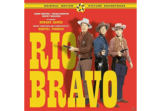 O.S.T. - Rio Bravo (Ost)+8 Bonus Tracks - (CD)