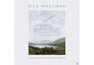 Rick Wakeman - Country Airs - (CD)
