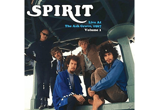 Spirit - Live At The Ash Grove,1967 Vol.1 (180 Gr.2LP) - (Vinyl)