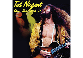 Ted Nugent - Rockford Armory,Illinois 77 - (CD)