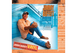 Jimmy Buffett - License To Chill - (Vinyl)