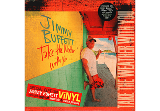 Jimmy Buffett - Take The Weather With You - (Vinyl)