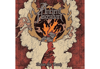 Ancient Ascendant - Raise The Torch - (CD)