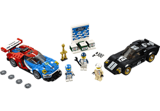 LEGO 2016 Ford GT & 1966 Ford GT40 (75881)