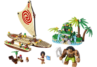 LEGO Vaiana auf hoher See (41150)