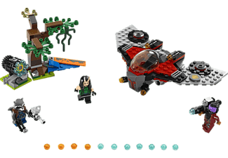 LEGO Ravager-Attacke (76079)