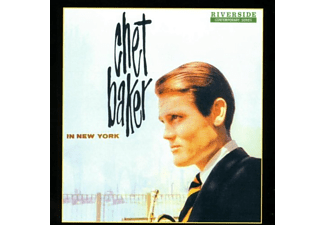 Chet Baker - In New York (Bonus Tracks) (CD)