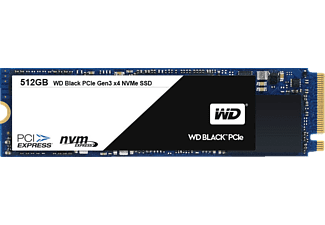 WD 512 GB Black™ M2, Interne SSD
