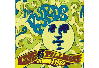 The Byrds - Live at the Fillmore West February 1969 (CD)