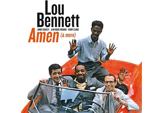 Lou Bennett - Amen-The Complete LP+7 Bonus Tracks - (CD)