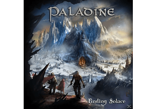 Paladine - Finding Solace - (CD)