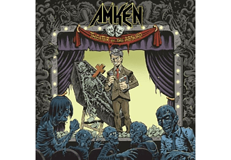 Amken - Theatre Of The Absurd - (CD)