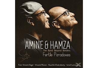Amine/Hamza - The Band Beyond Borders-Fertile Paradoxes - (CD)