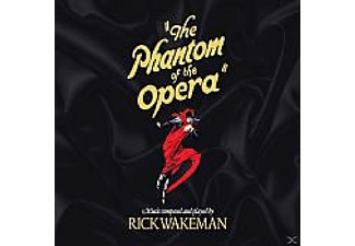 Rick Wakeman - The Phantom Of The Opera - (CD + DVD Video)