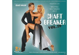 Klaus Hallen - Chartbreaker For Dancing Vol.19 - (CD)