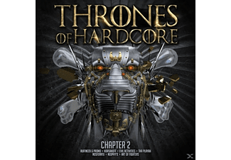 VARIOUS - Thrones Of Hardcore Vol.2 - (CD)