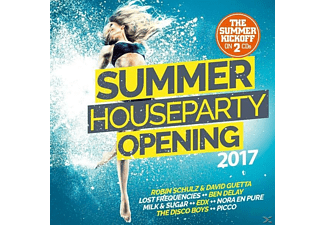 VARIOUS - Summer House Party Opening 2017 - (CD)