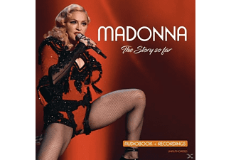 Madonna - The Story So Far - (CD)