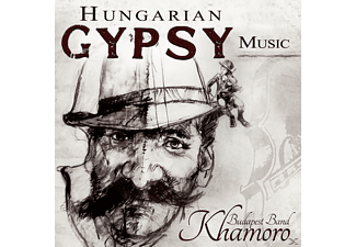 Khamoro Budapest Band - Hungarian Gypsy Music - (CD)
