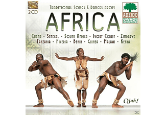 Adzido - Traditional Songs And Dances From Africa - (CD)