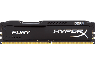 KINGSTON 16GB 2400MHZ DDR4 CL15 DIMM HYPERX FURY BLACK SERISI HX424C15FB/16