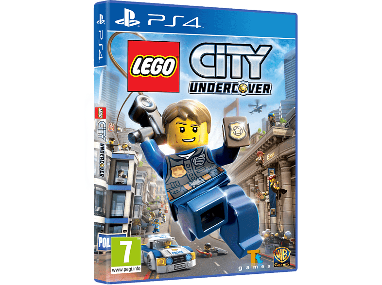 Lego City Undercover PlayStation 4 gaming games ps4 games