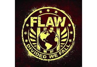 Flaw - Divided We Fall - (CD)