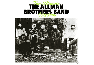 The Allman Brothers Band - The Ultimate Collection - (CD)