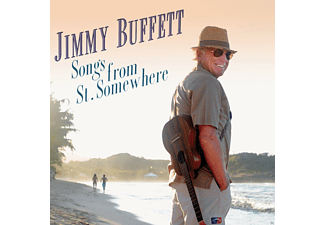 Jimmy Buffett - Songs From St.Somewhere - (Vinyl)