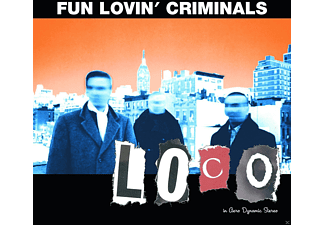 Fun Lovin' Criminals - Loco - (CD)