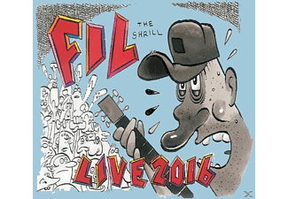 Fil - Fil,The Shrill-Live 2016-Dawn Of The Dutt - (CD)