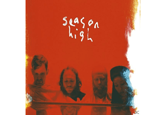 Little Dragon - Season High - (CD)