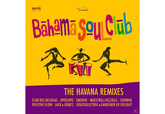 The Bahama Soul Club - The Havana Remixes (180 gr.LP - (Vinyl)