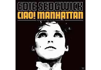 VARIOUS - Ciao! Manhattan Original Motion Picture Soundtrack - (CD)