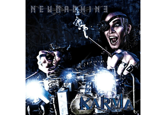 Newmachine - Karma - (CD)