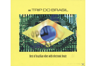 VARIOUS - Trip Do Brasil - (CD)