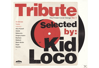 VARIOUS - Selected By: Kid Loco - (CD)