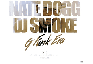 Nate Dogg, Dj Smoke - G Funk Era-Mixtape - (CD)