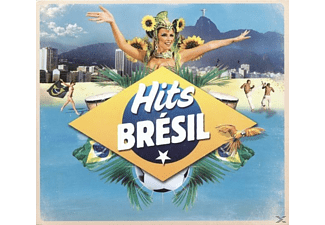 VARIOUS - Hits Brazil - (CD)